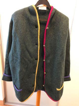 United Colours of Benetton New Wool Coat