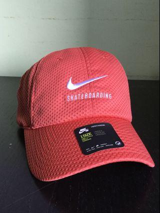 0c46c3d23774d Nike Skateboarding Hat in Coral