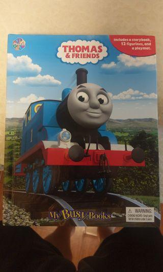 Thomas and Friends Storeybook