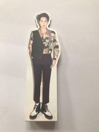 wts official nothing without you guanlin standee