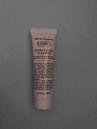 Kiehl's Ultra Facial Cleanser 30ml
