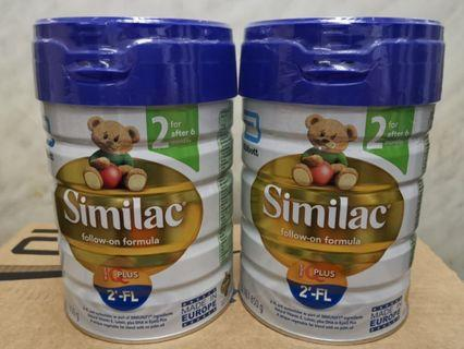 Similac 2FL Stage 2 Follow On Formula