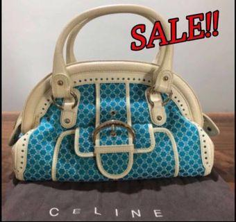 AUTHENTIC PRE-LOVED CELINE Luxury Designer Bag (Pristine Condition).