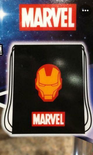 Marvel 全新 別注版運動袋 最後一個