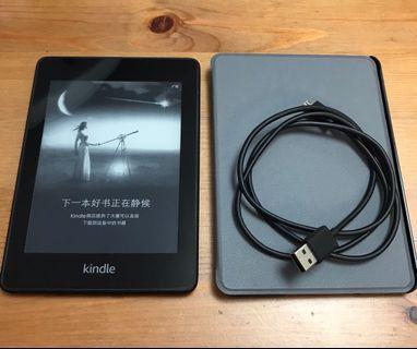 Kindle Paperwhite 2018 最新款第十代(含保護套與螢幕保護貼)