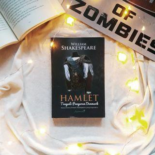 Hamlet by William Shakespeare (Indonesian translate) HARDCOVER 100% ORIGINAL