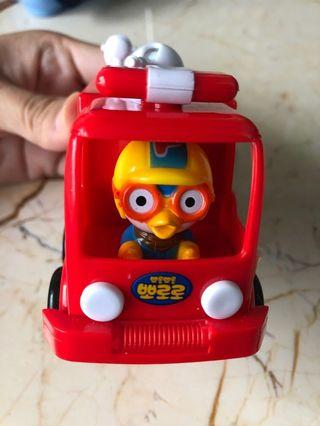 Pororo fire engine