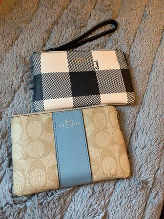 Coach Pouch / wallet 100% new #MTRmk