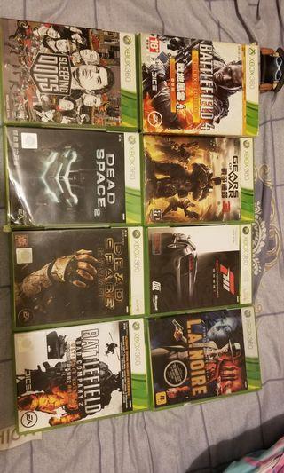 Xbox 360 遊戲