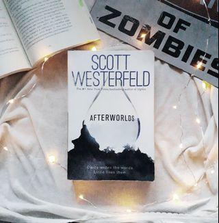 Afterworlds by Scott Westerfeld (ENGLISH Paperback) 100% ORIGINAL