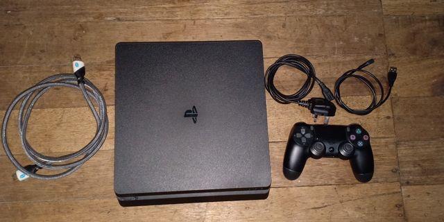 playstation 4 slim 500gb 5.05 loaded ng games