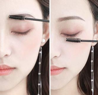 🚚 Eyebrow eyelash brush x3