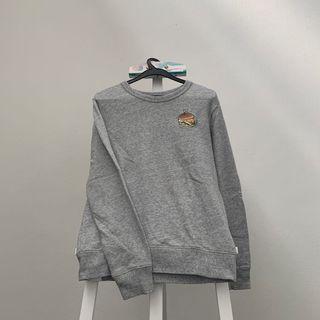 Chocoolate Gudetama Grey Sweatshirt/Pullover