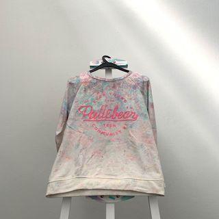 🚚 Pull & Bear Floral Sweatshirt/Pullover