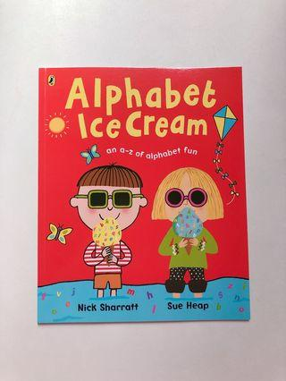 Alphabet Ice Cream: An a-z of alphabet fun