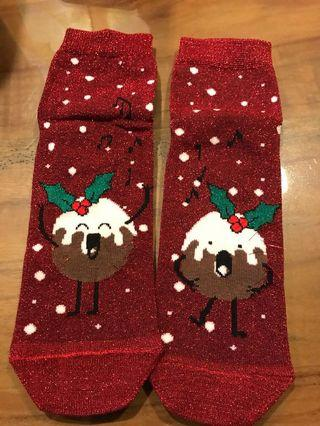 🚚 Brand New Cute Christmas Socks #ENDyourExcess