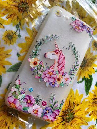 𝖀𝖓𝖎𝖈𝖔𝖗𝖓🦄 iPhone 7 soft case #OYOHOTEL