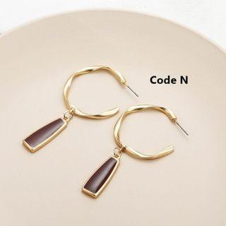 🚚 [Mix 3 For $8] Korean Earrings Fashion Women's Wholesale jewelry