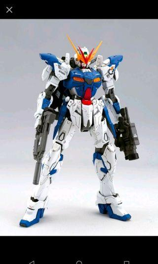 龍桃子 MG Gundam 聖約高達 記者形態 (絕版模型)