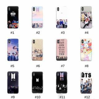 BTS Hard Case