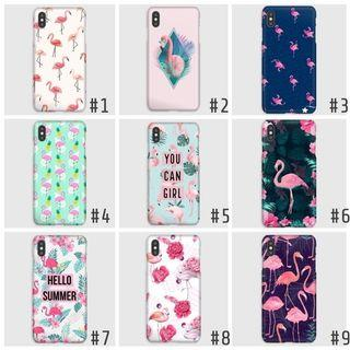 Flamingo Hard Case
