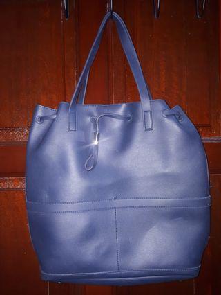 Zalora Bucket Shoulder Bag