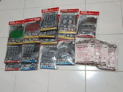Gunpla Builder Parts