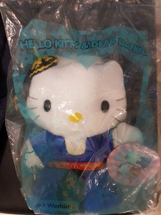 McDonalds hello kitty soft toy for sale