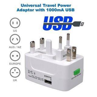 Universal Travel Adapter / Travel Adapter / Travel Plug