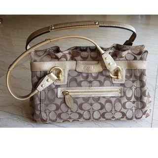 Coach Handbag (Genuine)