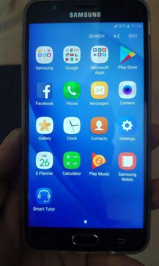 Samsung on7 90%new g6100