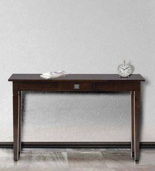 console table (wenge)