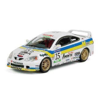 "Inno64 1/64 Honda Integra Type R DC5 #15 ""M LINE"" Verno Japan One Make Race 2002"