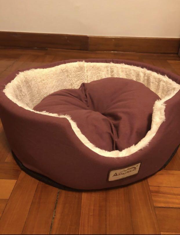 (只用過1次)- 寵物床/狗仔床/cushion