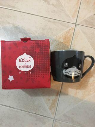 B.Duck x Fortress mug 杯