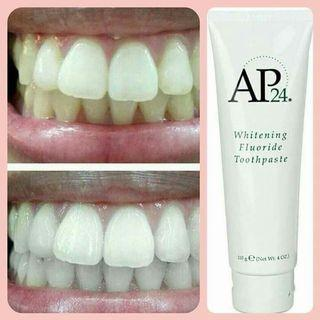 🚚 AP24 whitening toothpaste