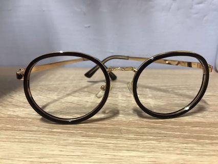 大圓框眼鏡