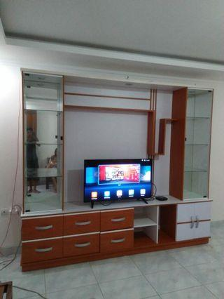 Lemari tv liswar