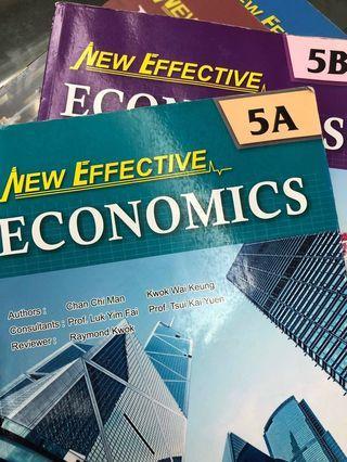 New effective economics Econ書 5A5B
