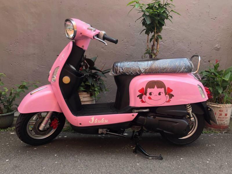 2014年Jbubu 115 Hello Kitty版