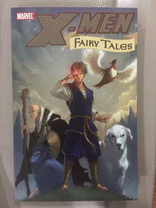 X-Men Fairy Tales (TPB)