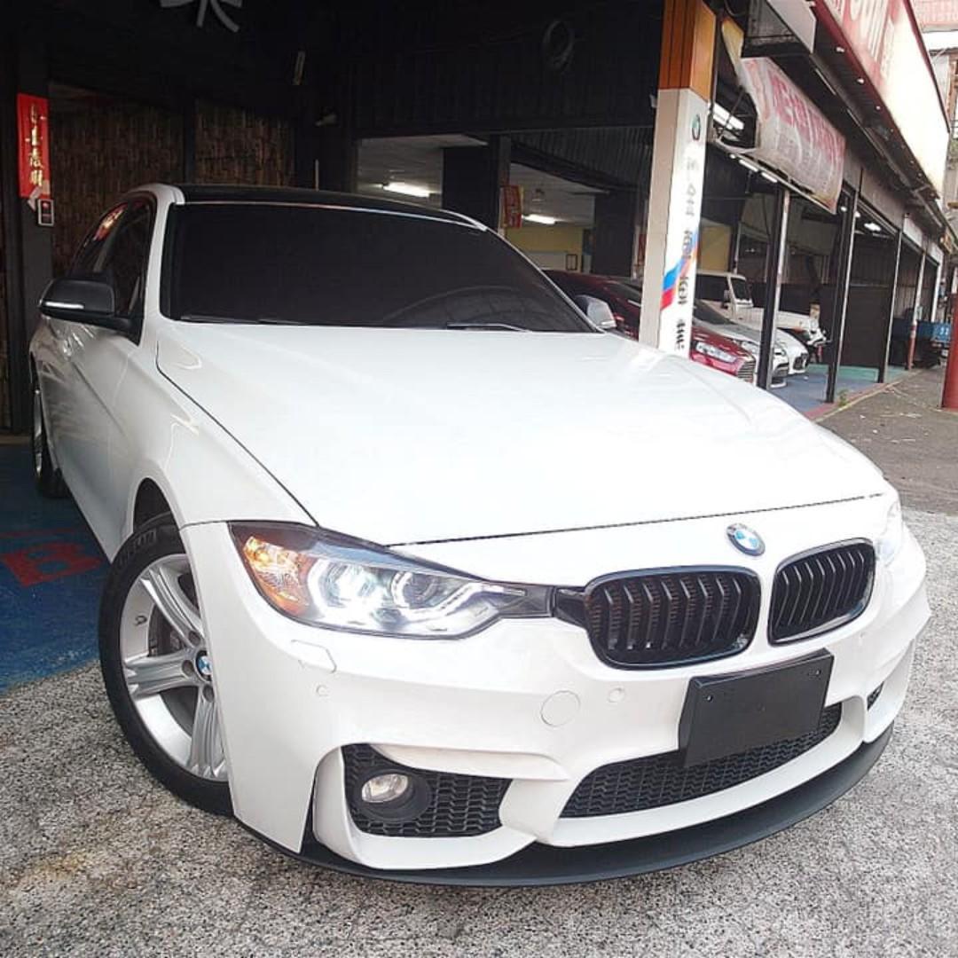 💕睿睿中古車💕2015 BMW 328I 2.0 M包 雙魚眼