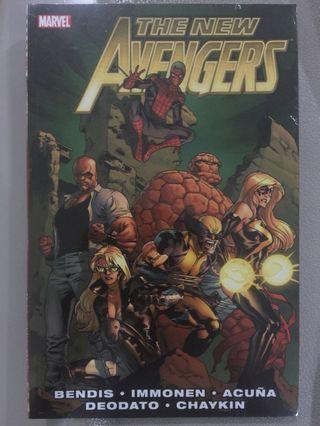 New Avengers Vol. 2 (TPB)