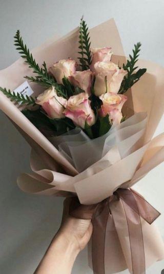 Bouquet fresh flower