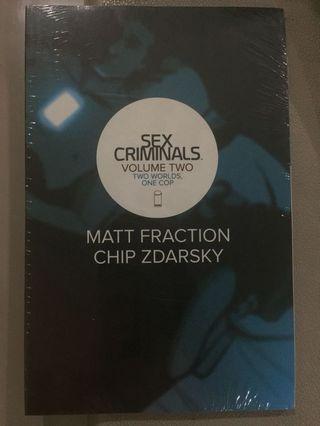 Sex Criminals Vol 2 (TPB)