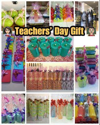Tupperware Teacher gift Doorgift