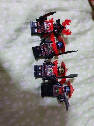 Lego Minifigure Ninjago Toys Games Carousell Singapore