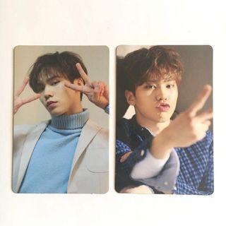 Official Astro Rocky Winter Dream Photocard Set