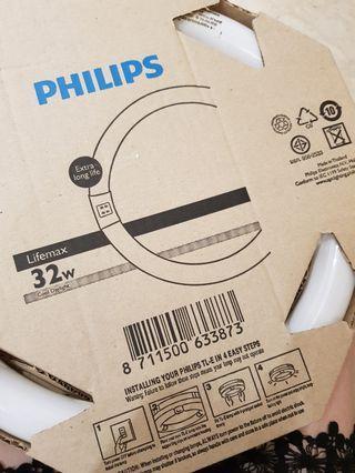 Philips Lifemax 32W light