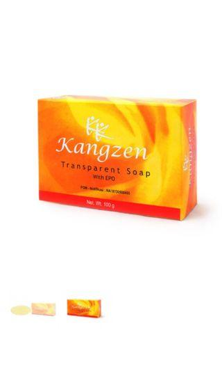 Kangzen Transparant Soap + EPO